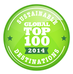 Top 100 sustainable destinations