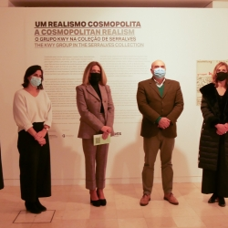 Serralves continua a partilhar a sua coleção em Torres Vedras