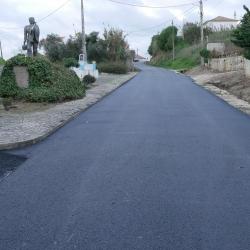 Rede viária do concelho de Torres Vedras tem sido alvo de intervenções