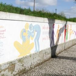 Murais da Igualdade foram criados no concelho de Torres Vedras