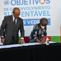 Memorando para a criação do Torres Vedras Living Lab Green Hydrogen foi assinado