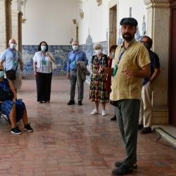 Visitas guiadas proporcionaram um novo olhar sobre a zona histórica de Torres Vedras
