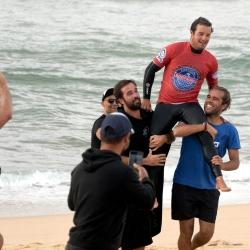 Campeonato nacional de Bodysurf passou por Santa Cruz
