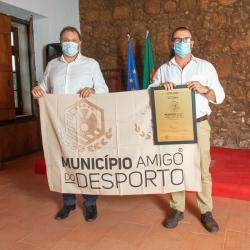 Município amigo do desporto tem certificado o seu programa de desporto sénior
