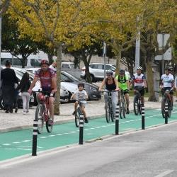 Volta à Cidade em Bicicleta teve lugar em Torres Vedras