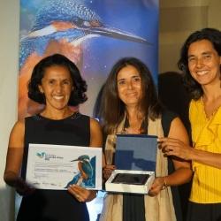 Projeto Peixes Nativos distinguido no Prémio Guarda-Rios