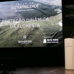 Torres Vedras acolheu a 12.ª sessão do Fórum de Sustentabilidade Navigator